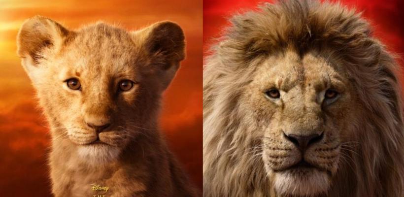 El Rey León: Fans están impactados con los pósters de los personajes