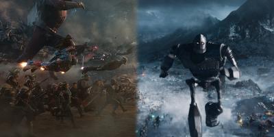Ni Avengers: Endgame ni Ready Player One, esta es la batalla más épica en un crossover