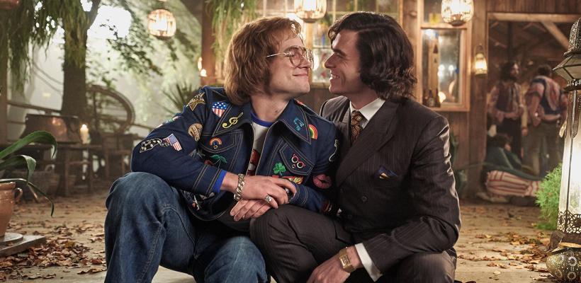 Rocketman: Elton John critica que Rusia censure las escenas de sexo gay de la biopic