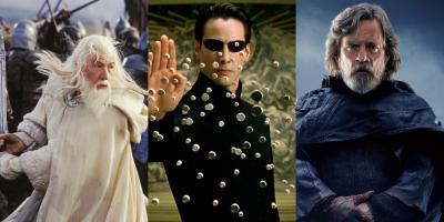 Los héroes más poderosos del cine