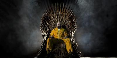 Se acabó el empate: Breaking Bad derrota por fin a Game of Thrones como la serie mejor calificada