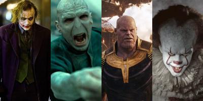 Los villanos más poderosos del cine