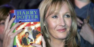 J.K.  Rowling sale a desmentir que seguirá escribiendo libros de Harry Potter