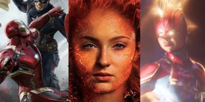 Director de Dark Phoenix la compara con Civil War y admite similitudes con Capitana Marvel