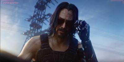 Keanu Reeves aparece en el tráiler del videojuego Cyberpunk 2077 y los fans enloquecen