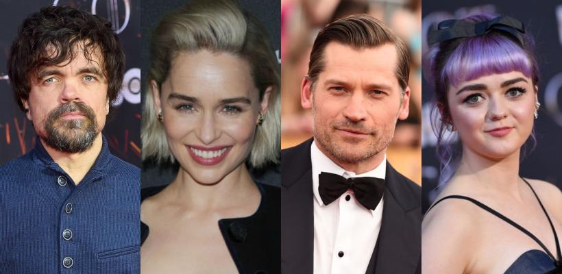 Películas protagonizadas por las estrellas de Game of Thrones que estrenarán a partir de 2020