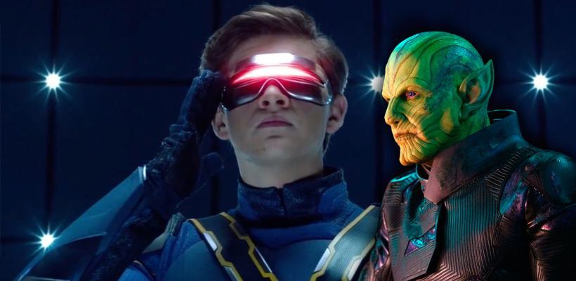 X-Men: Dark Phoenix | Tye Sheridan revela que el final original tenía skrulls