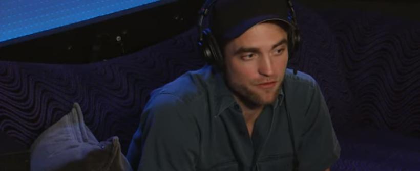 Robert Pattinson habla sobre interpretar un superhéroe
