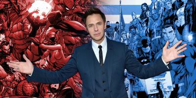 James Gunn podría ocupar el lugar de Zack Snyder como líder creativo del DCEU