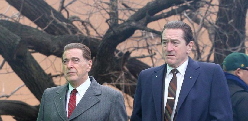 The Irishman: Todo lo que sabemos sobre la nueva película de Martin Scorsese