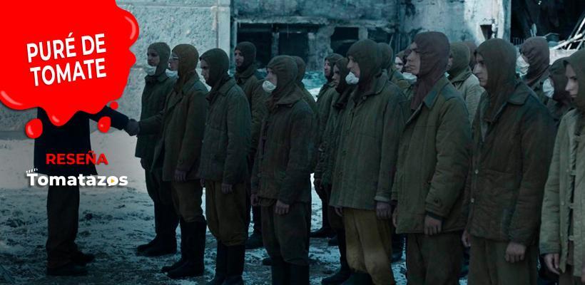 Chernobyl: la impotencia ante la asfixiante tragedia de negar la verdad