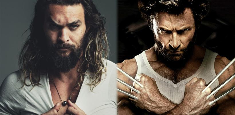 Jason Momoa se propone para interpretar a Wolverine en el MCU