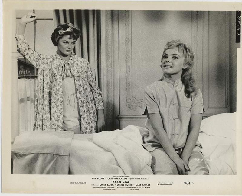 Martes de Carnaval (1958)