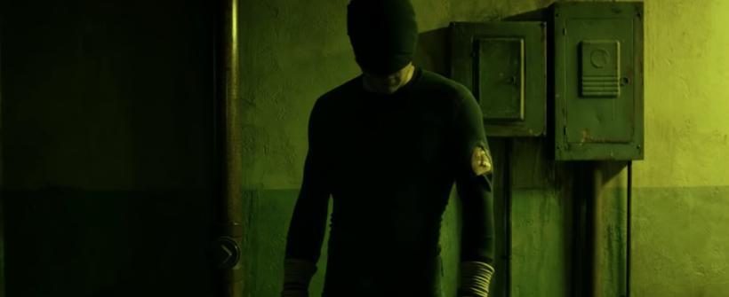 Daredevil | Plano secuencia de la pelea en el pasillo