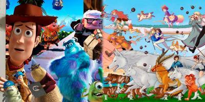 ¿Pixar o Studio Ghibli? Críticos de cine deciden cuál es el mejor estudio de animación