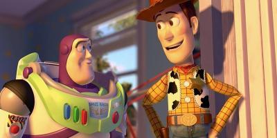Los mejores momentos en las películas de Toy Story