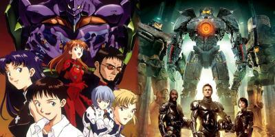 Neon Genesis Evangelion y el supuesto plagio de Guillermo del Toro en Pacific Rim