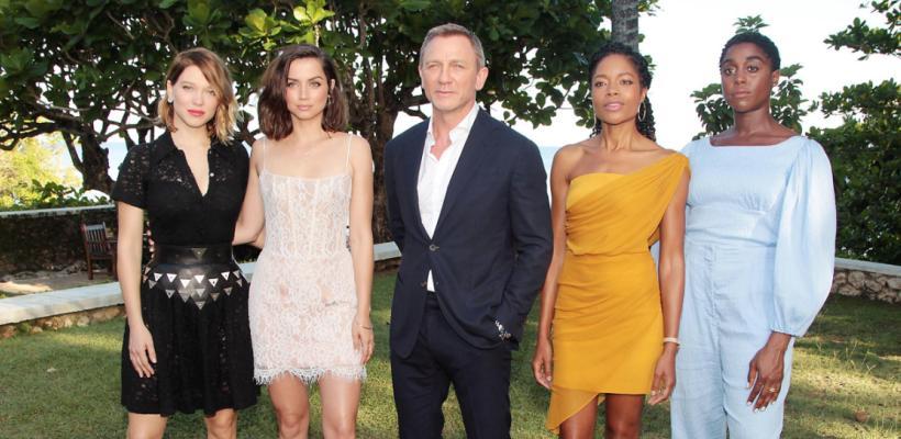 Bond 25: descubren cámara escondida en el baño de mujeres y Rami Malek aclara los rumores de caos en la película