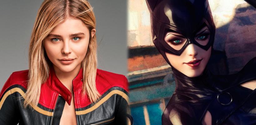 The Batman: Chloë Grace Moretz podría ser la siguiente Catwoman