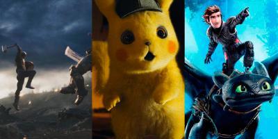 Las películas más taquilleras de lo que va de 2019