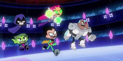 Primer tráiler de Teen Titans Go! vs Teen Titans
