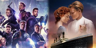 Avengers: Endgame ni siquiera es más taquillera que Titanic y aquí te explicaremos por qué