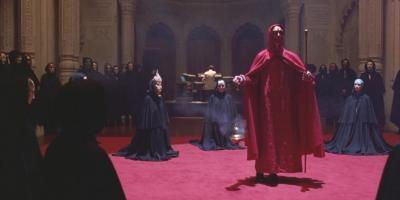 Cate Blanchett tiene un papel secreto en la orgía de Ojos bien cerrados, de Stanley Kubrick