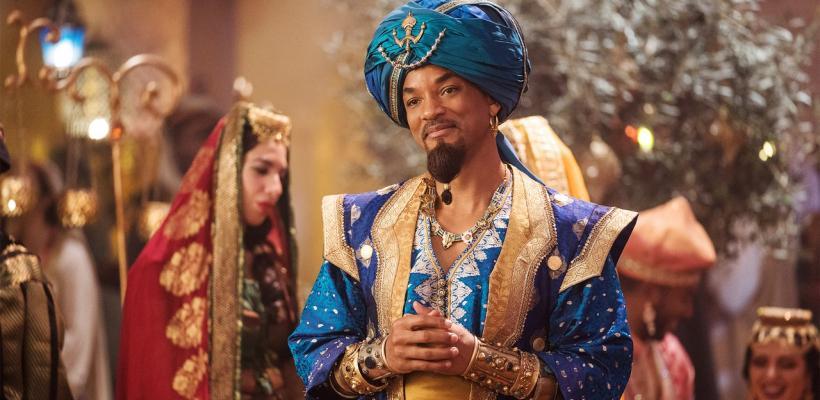 Aladdín se convierte en la película más exitosa en la carrera de Will Smith