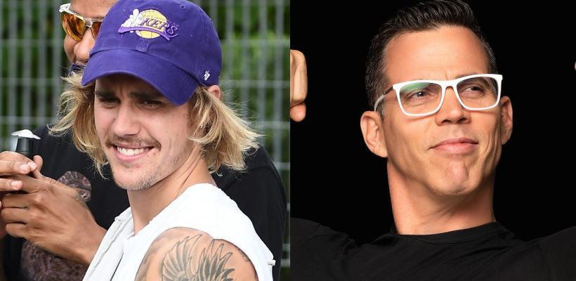 Steve-O desafía a Justin Bieber a una pelea tras el rechazo de Tom Cruise