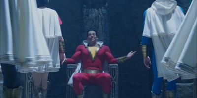 Escena eliminada de Shazam adelanta a Black Adam