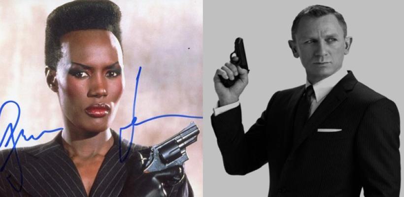 Bond 25: Grace Jones renuncia por problemas con el guión y Daniel Craig aparece en primera foto oficial