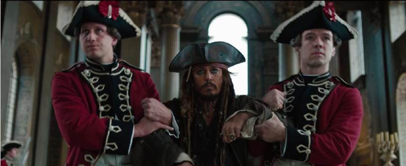 Piratas del Caribe: Navegando Aguas Misteriosas - Tráiler (Doblado)