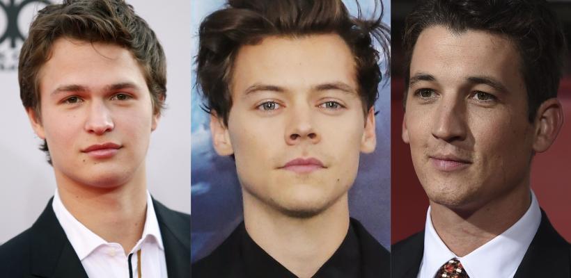 Harry Styles, Ansel Elgort y Miles Teller son los candidatos para la biopic de Elvis Presley