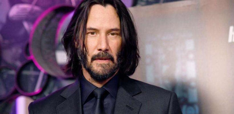 Keanu Reeves decepciona a sus fans tras cortarse la barba