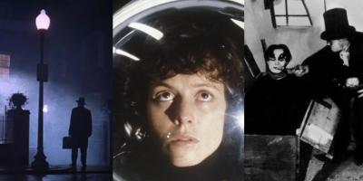 Las mejores películas de terror según el público