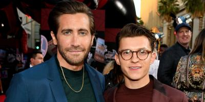 Tom Holland y Jake Gyllenhaal revelan sus películas de superhéroes favoritas