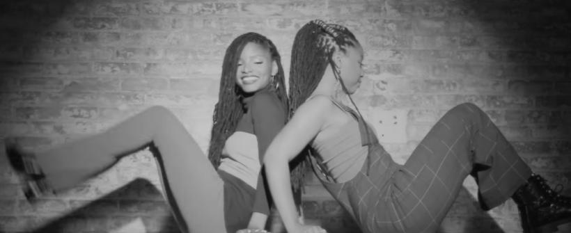 Chloe x Halle   Video musical de la canción The Kids Are Alright