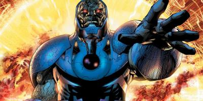 Zack Snyder comparte nueva imagen de Darkseid en Liga de la Justicia
