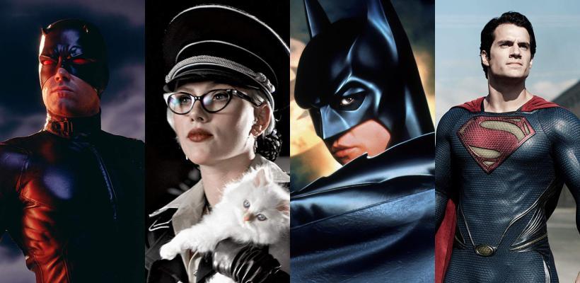 Los peores directores de películas de superhéroes