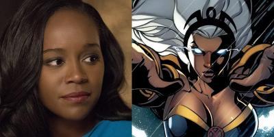 Aja Naomi King podría estar en conversaciones para interpretar a Tormenta en Pantera Negra 2