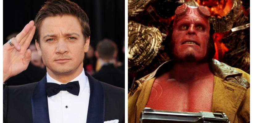 Hellboy: Jeremy Renner no se arrepiente de haber rechazado a Guillermo del Toro