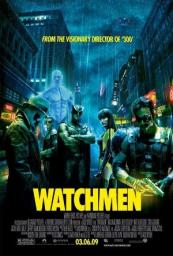 Watchmen, Los Vigilantes