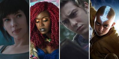 Cambios de raza en personajes de ficción que han enfurecido a los fanáticos