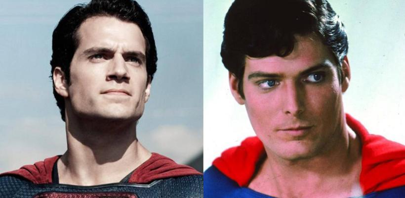 Henry Cavill es mejor Superman que Christopher Reeve según el público