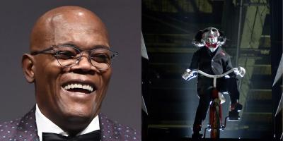 Samuel L. Jackson se une al spin off de Saw junto a Chris Rock