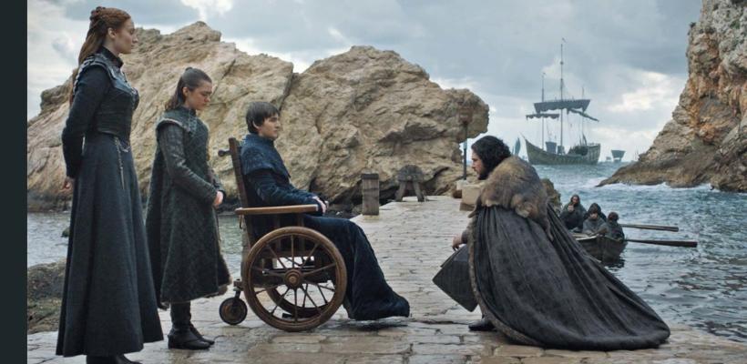 Starks y White Walkers regresarán en la precuela de Game of Thrones, según George R.R. Martin
