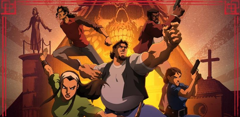 Seis Manos: el nuevo anime original de Netflix que estará inspirado en México