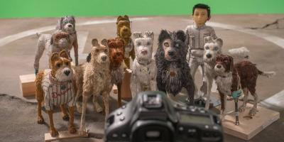 Paul Harrod, diseñador de producción de Isla de Perros, dará una clase magistral en México
