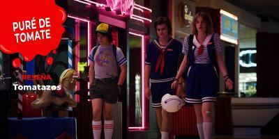 Stranger Things 3 |  Aterrador y divertido verano con la pandilla de Hawkins