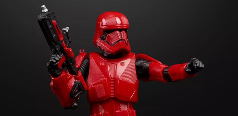 Star Wars: The Rise of Skywalker | ¿Quiénes son los misteriosos Sith Troopers?